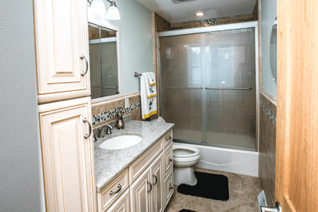 Buskirk Construction Inc Windows Doors Installation - Bathroom remodel kenosha